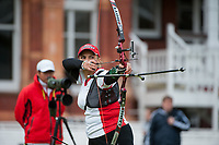 Khatuna NARIMANIDZE (GEO), London Archery Classic, part of the LOndon Prepares Olympic Test Events, Lords Cricket Ground London