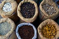 Inde, Etat du Kerala, Kochi ou Cochin, Fort Cochin le centre historique, quartier des epices // India, Kerala State, Fort cochin or Kochi, spices area