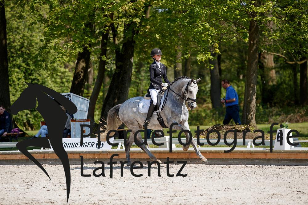 Jochheim, Janna (GER), Deduschka Moros<br /> Redefin - Pferdefestival 2017<br /> © Stefan Lafrentz