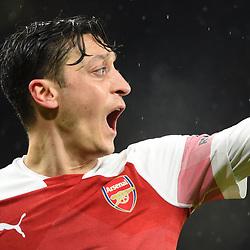 Arsenal v Cardiff City, Premier League, 29 January 2019