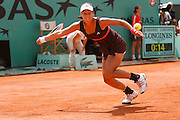 Roland Garros. Paris, France. June 9th 2007..Women's Final..Ana IVANOVIC against Justine HENIN.
