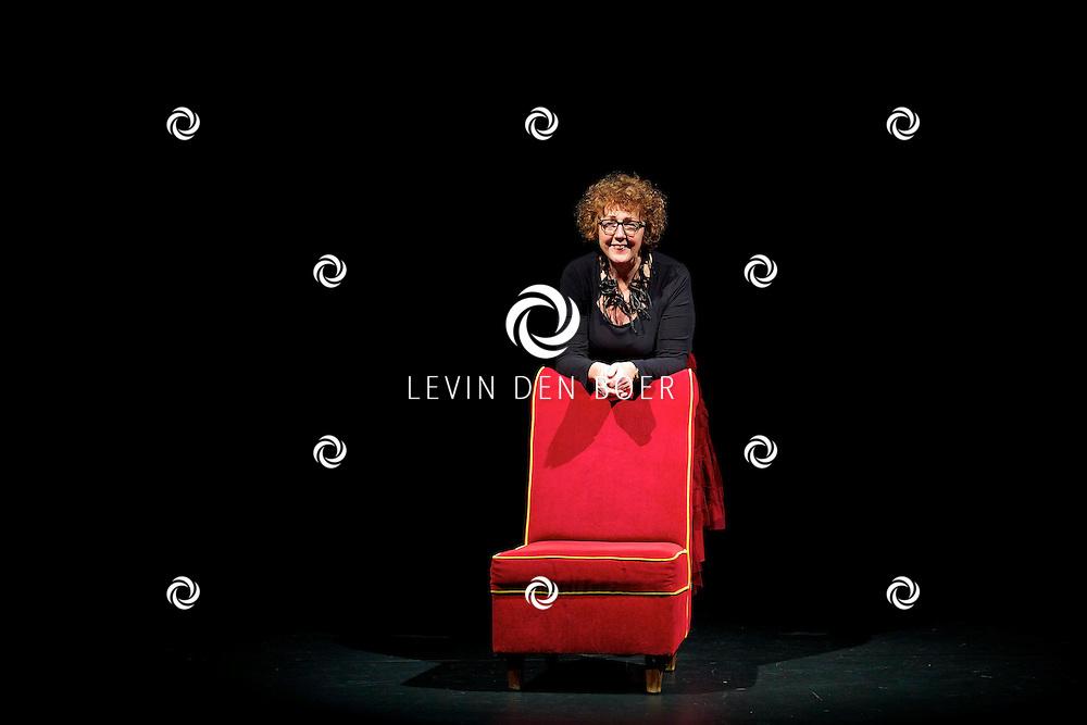ZALTBOMMEL - Directeur Jeanne Kers van De Poorterij stopt met haar functie in Zaltbommel. FOTO LEVIN DEN BOER - PERSFOTO.NU