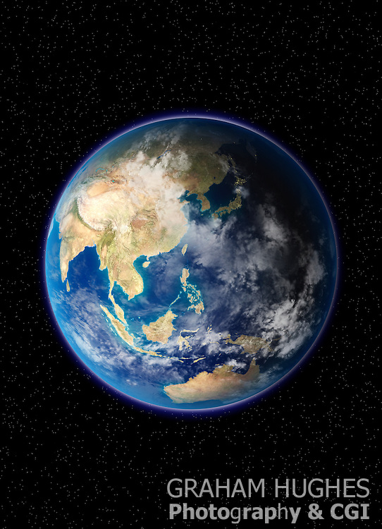 Planet Earth, South East Asia and Australia