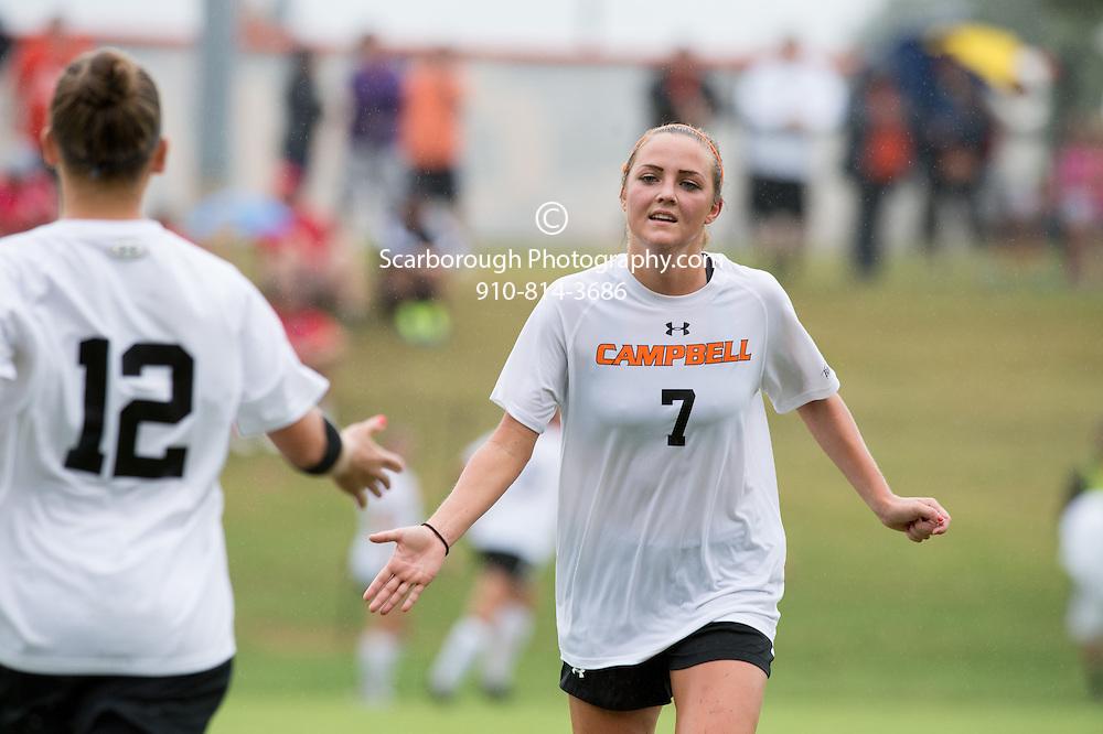 2015 Campbell University Women Soccer vs UNC Asheville Bulldogs