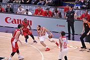MILANO 30 OTTOBRE 2015<br /> BASKET EUROLEGA<br /> Olimpia EA7 Emporio Armani Milano Olympiacos Pireo<br /> NELLA FOTO SPANOULIS<br /> FOTO CIAMILLO