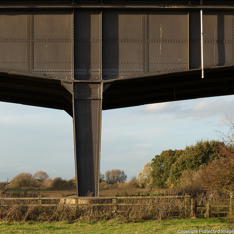M50 Viaduct over the River Severn, Worcestershire