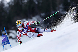 10.01.2015, Adelboden, SUI, FIS Weltcup Ski Alpin, Adelboden, Riesentorlauf, Herren, 1. Durchgang, im Bild Marcel Hirscher (AUT) // during first run of Men Giant Slalom of FIS Ski Alpine World Cup Adelboden, Switzerland on 2015/01/10. EXPA Pictures © 2015, PhotoCredit: EXPA/ Freshfocus/ Christian Pfander<br /> <br /> *****ATTENTION - for AUT, SLO, CRO, SRB, BIH, MAZ only*****