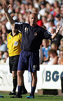 Photo: Paul Thomas.<br /> Port Vale v Bristol City. Coca Cola League 1. 23/09/2006.<br /> <br /> Martin Foyle, Port Vale manager.