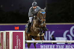 WEISHAUPT Philipp (GER), Coby 8<br /> Doha - CHI Al SHAQAB 2020<br /> Int. jumping competition against the clock (1.50/1.55 m) - CSI 5*<br /> Big Tour<br /> 27. Februar 2020<br /> © www.sportfotos-lafrentz.de/Stefan Lafrentz