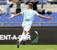 Lazio and AC Milan - 10 Sep 2017