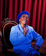 "Client: San Francisco Bay Guardian -- Sugar Pie DeSantos, 'Queen of the West Coast Blues."""