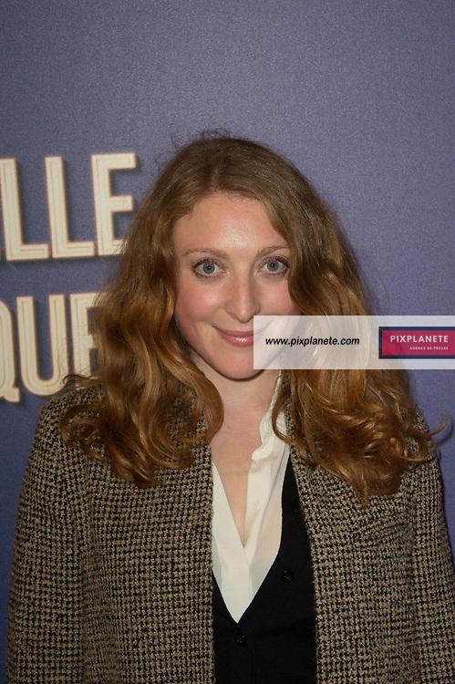 Sarah Stern  Avant première du film La Belle Epoque Jeudi 17 Octobre 2019 Gaumont Opéra Paris