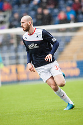 Falkirk's Joe Chalmers.<br /> Falkirk 5 v 0 Cowdenbeath, Scottish Championship game played today at The Falkirk Stadium.<br /> &copy; Michael Schofield.