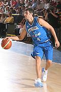 DESCRIZIONE : Bormio Torneo Internazionale Gianatti Italia Austria <br /> GIOCATORE : Giuliano Maresca <br /> SQUADRA : Nazionale Italiana Uomini<br /> EVENTO : Bormio Torneo Internazionale Gianatti <br /> GARA : Italia Austria <br /> DATA : 31/07/2007 <br /> CATEGORIA : Palleggio <br /> SPORT : Pallacanestro <br /> AUTORE : Agenzia Ciamillo-Castoria/S.Silvestri