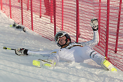 VONN Lindsey (USA) falling during 5th Ladies' Giant slalom at 51st Golden Fox of Audi FIS Ski World Cup 2014/15, on February 21, 2015 in Pohorje, Maribor, Slovenia. Photo by Vid Ponikvar / Sportida