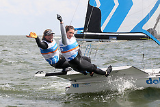 2015 DLR | 49erFX | 30 May