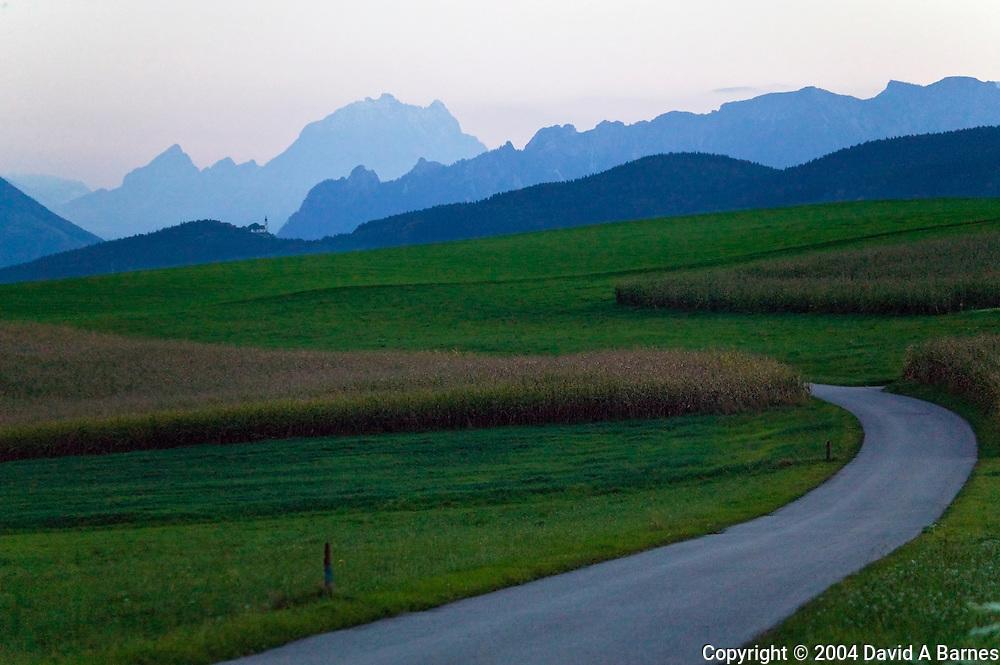 Apls, Southern Bavaria, Germany