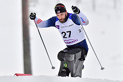 PIKE Aaron, USA, LW11.5 at the 2018 ParaNordic World Cup Vuokatti in Finland