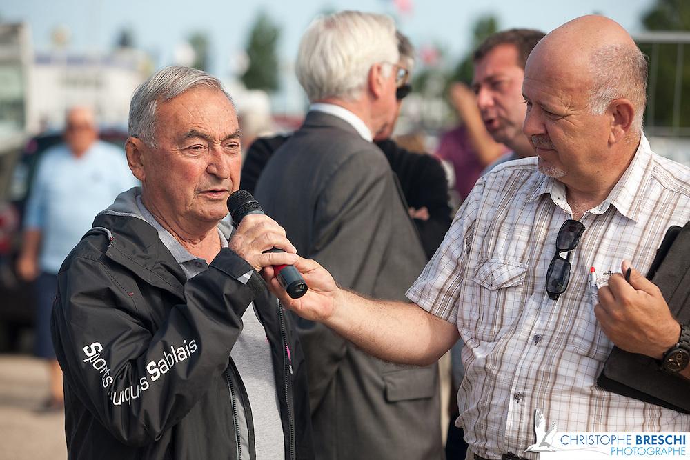 Jean-claude Lancou / Président SNS