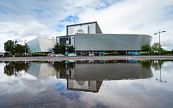 Glasgow, Scotland, UK. 27 June, 2020. The owner of some of the UK's biggest shopping centres including Braehead in Glasgow, pictured, Intu, has called in administrators.<br /> Its centres will stay open under administrators KPMG. Pictured; Soar at Intu Braehead. Iain Masterton/Alamy Live News