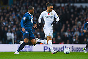 Leeds United forward Tyler Roberts (11) in action during the EFL Sky Bet Championship match between Leeds United and Blackburn Rovers at Elland Road, Leeds, England on 9 November 2019.
