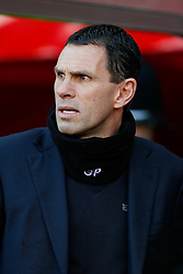 Sunderland Manager Gustavo Poyet looks on - Photo mandatory by-line: Rogan Thomson/JMP - 07966 386802 - 04/01/2015 - SPORT - FOOTBALL - Sunderland, England - Stadium of Light - Sunderland v Leeds United - FA Cup Third Round Proper.