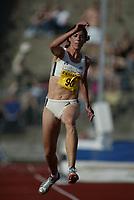 Friidrett, Athletics, IAAF Golden League, ExxonMobil Bislett Games, Arne Haukvik Memorial, 27. juni 2003,    Carlota Castrejana