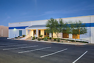 Twilight commercial real estate photography, Chandler, AZ