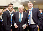 Conservative Party Conference <br /> Manchester, Great Britain <br /> Day 3<br /> 6th October 2015 <br /> <br /> Boris Johnson MP <br /> Mayor of London <br /> speech at Conservative Home event <br /> <br /> <br /> <br /> Photograph by Elliott Franks <br /> Image licensed to Elliott Franks Photography Services