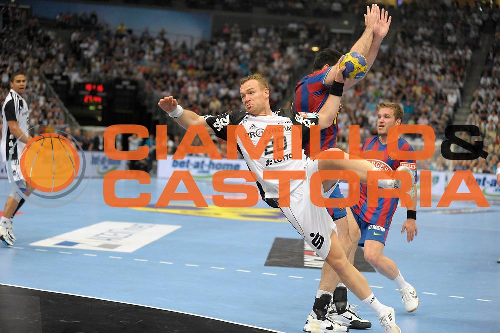DESCRIZIONE : Champions League Final Four Finale Kiel Barcelone Cologne<br /> GIOCATORE : Zeitz Christian<br /> SQUADRA : Kiel<br /> EVENTO : France Final Four Cologne<br /> GARA : Kiel Barcelone <br /> DATA : 30/05/2010<br /> CATEGORIA : Handball  Homme<br /> SPORT : Handball<br /> AUTORE : JF Molliere par Agenzia Ciamillo-Castoria <br /> Galleria : France Champions League Homme 2009/2010  <br /> Fotonotizia : France Champions League Homme 2009/2010 Final Four Finale Kiel Barcelone  30/05/2010 Cologne<br /> Predefinita :