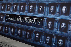 Games of Thrones Atmosphere at the Game of Thrones Season 6 Premiere Screening at the TCL Chinese Theater IMAX on April 10, 2016 in Los Angeles, CA. EXPA Pictures © 2016, PhotoCredit: EXPA/ Photoshot/ Kerry Wayne<br /> <br /> *****ATTENTION - for AUT, SLO, CRO, SRB, BIH, MAZ, SUI only*****
