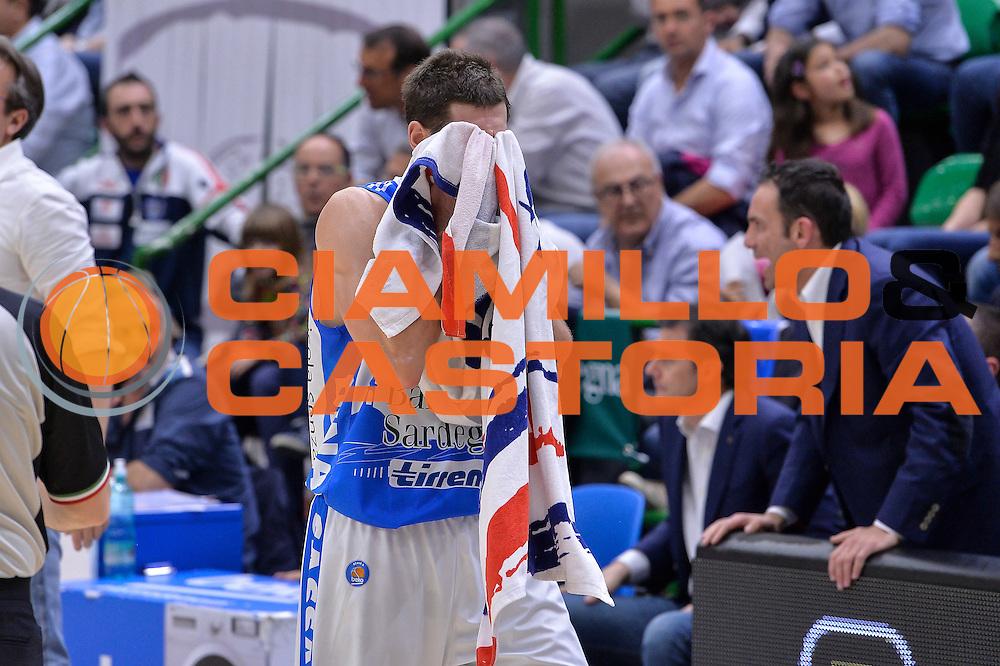 DESCRIZIONE : Beko Legabasket Serie A 2015- 2016 Dinamo Banco di Sardegna Sassari - Pasta Reggia Juve Caserta<br /> GIOCATORE : Matteo Formenti<br /> CATEGORIA : Ritratto<br /> SQUADRA : Dinamo Banco di Sardegna Sassari<br /> EVENTO : Beko Legabasket Serie A 2015-2016<br /> GARA : Dinamo Banco di Sardegna Sassari - Pasta Reggia Juve Caserta<br /> DATA : 03/04/2016<br /> SPORT : Pallacanestro <br /> AUTORE : Agenzia Ciamillo-Castoria/L.Canu
