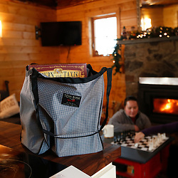 Jan 2, 2016; Snoqualmie Pass, WA, USA; Tom Bihn bags: Aeronaut 30, Guide Pack, Smart Alec, Shop bag small, Shop bag large. Credit: Joe Nicholson Photography