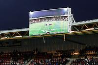 ALKMAAR - 22-10-15, Europa League, AZ - FC Augsburg, AFAS Stadion, 0-1,videowall