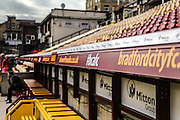 Big match for both Bradford and Bury at the Coral Stadium Tuesday night in The FA Cup match between Bradford City and Bury at the Coral Windows Stadium, Bradford, England on 19 January 2016. Photo by Simon Davies.