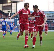 Oldham Athletic v Middlesbrough 120815