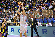 DESCRIZIONE : Milano Lega A1 2009-10 Campionato AJ Milano - Sigma Coatings Montegranaro<br /> GIOCATORE : Maciulis<br /> SQUADRA : AJ Milano<br /> EVENTO : Campionato Lega A1 2009-2010<br /> GARA : Campionato AJ Milano Sigma Coatings Montegranaro<br /> DATA : 08/05/2010<br /> CATEGORIA :  Tiro<br /> SPORT : Pallacanestro <br /> AUTORE : Agenzia Ciamillo-Castoria/D.Pescosolido