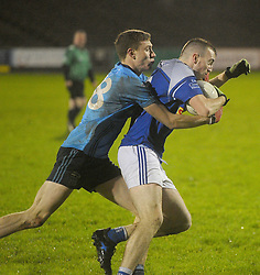U21 Final<br />Fionn McDonagh tries to tackle<br />Pic Conor McKeown