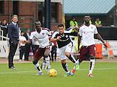 08-08-2015 - Dundee v Hearts