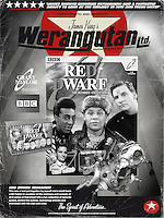 Red Dwarf - The Ultimate Collection<br />