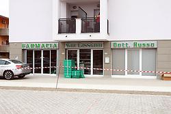 FARMACIA RUSSO<br /> NUOVO QUARTIERE RAIBOSOLA COMACCHIO