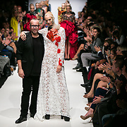 Eventfotos auf der Vienna Fashion Week 2015