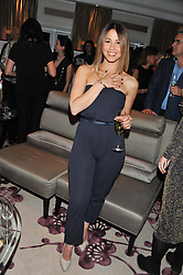 RACHEL STEVENS at The Great Initiative event in association with jewellers Boodles held at The Corinthia Hotel, London on 6th November 2012.