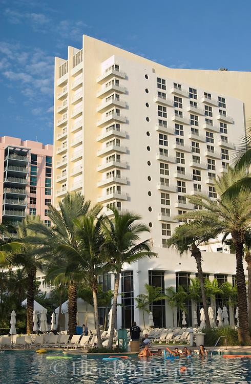 Royal Palm Hotel in Miami Beach, Florida