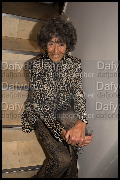 CYNTHIA KEE, Nina Fowler works curated by James Birch, The launch of Dadiani Fine Art, 30 Cork St. London.  24 November 2014