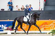 Diederik van Silfhout - Hometown<br /> KWPN Kampioenschappen 2017<br /> © DigiShots