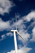 Wind turbine Parque Eolico de Lanzarote wind farm, Lanzarote, Canary Islands, Spain
