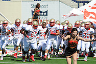 Lafayette High vs. Evangel Christian in Shreveport, La.  on Saturday, September 10, 2011. Lafayette High won 35-34.