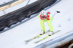 19.12.2014, Nordische Arena, Ramsau, AUT, FIS Nordische Kombination Weltcup, Skisprung, Training, im Bild Mikko Kokslien (NOR) // during Ski Jumping of FIS Nordic Combined World Cup, at the Nordic Arena in Ramsau, Austria on 2014/12/19. EXPA Pictures © 2014, EXPA/ JFK