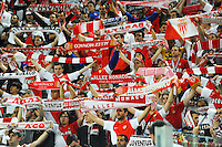 Supporters Monaco  - 14.04.2015 - Juventus Turin / Monaco - 1/4Finale aller Champions League<br /> Photo : Jean Paul Thomas / Icon Sport